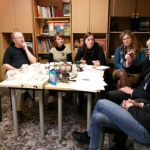 Arbeitsbesuch 2014: Vilnius und Reskutenai