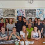 Die Brückenbauer aus Erfurt und Vilnius sagen Danke – Aciu