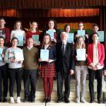 18. Fest der deutschen Sprache 2018 in Kelme
