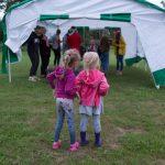 Zeltprojekt Sommer 2018 für Matulaitis (Vilnius)
