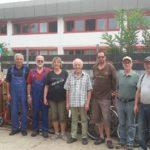 Förderverein Kinder in Litauen e. V.  schickt einen Transporter zum Dorfzentrum in Reskutenai/Litauen
